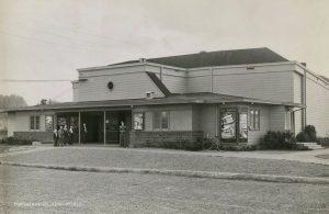 Image of the Vanport Theater c. 1943
